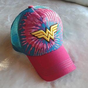 Accessories - * Wonder Woman Cap Hat * Like New *